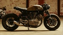 Yamaha XV750 Virago Cafe Racer by Moto Adonis