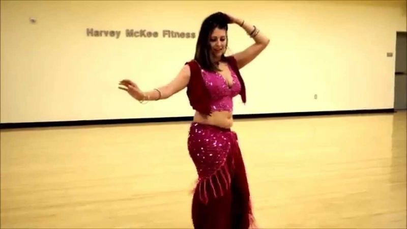 WOW Lebanese Belly Dancing Drum Solo