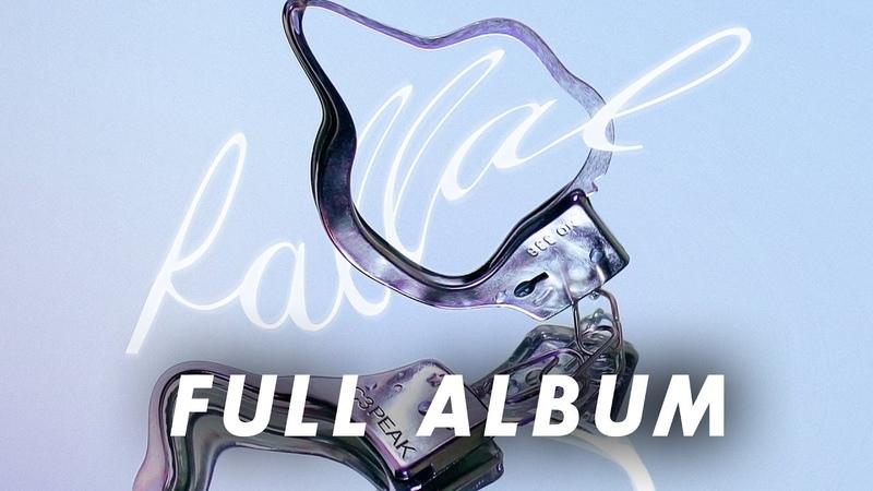 IC3PEAK Fallal FULL ALBUM