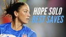 Hope Solo Best Saves - The Best FIFA Women's Goalkeeper