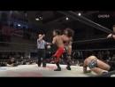 Naruki Doi Masato Yoshino Ben K vs YAMATO BxB Hulk La Flamita vs T Hawk Eita El Lindaman Dragon Gate Kotoka 2018
