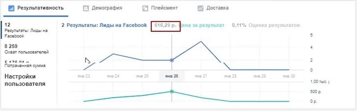 Лид для бизнес школы за 430 рублей., изображение №10