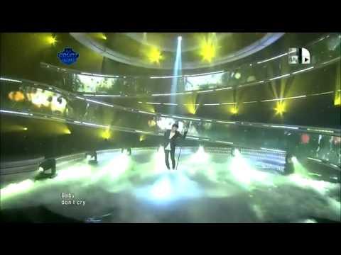 Baby Don't Cry DaeSung BIGBANG M COUNTDOWN LIVE HD