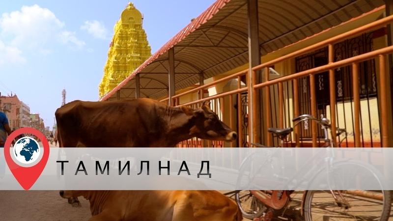 В отпуск в Индию Часть 5 Тамил Наду Рамешварам