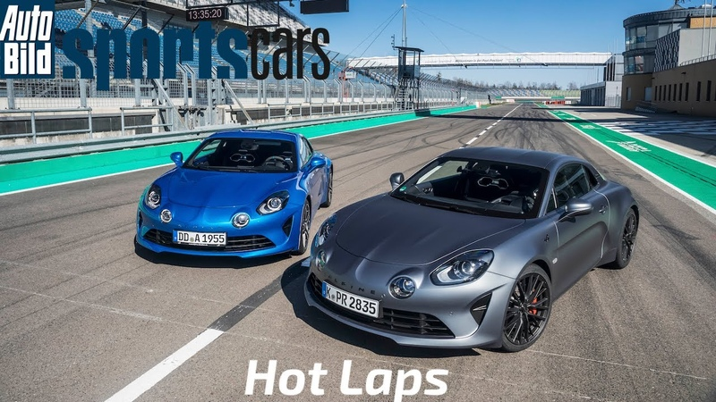 SUPERTEST Alpine A110 S vs Alpine A110 Track POV