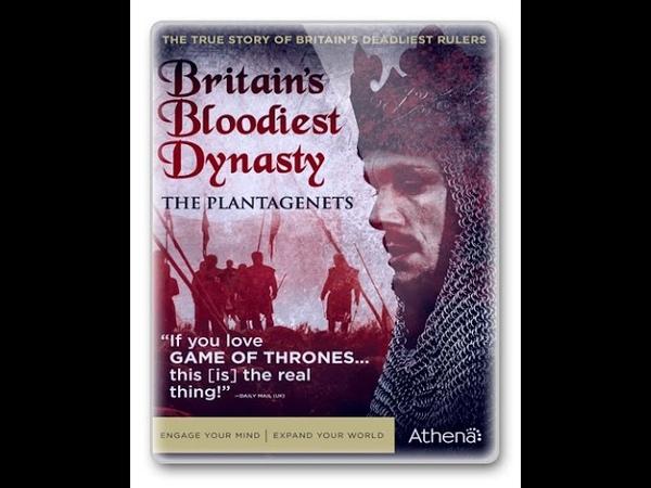 Кровавые династии Британии Плантагенеты 1 серия 2014