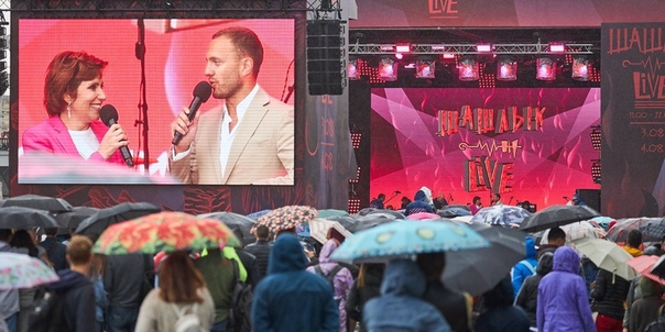 По словам СМИ, фестиваль «Шашлык Live» в Парке Горького посетили более 220 тысяч человек Гости съели 27 тысяч порций шашлыка, приготовленного лучшими поварами популярных столичных ресторанов.В