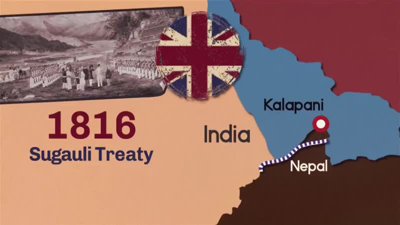 The Subcontinent Nepal India disputes SUMMARY