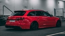 The Red Devil | Adrian`s bagged Audi RS6 | 4K