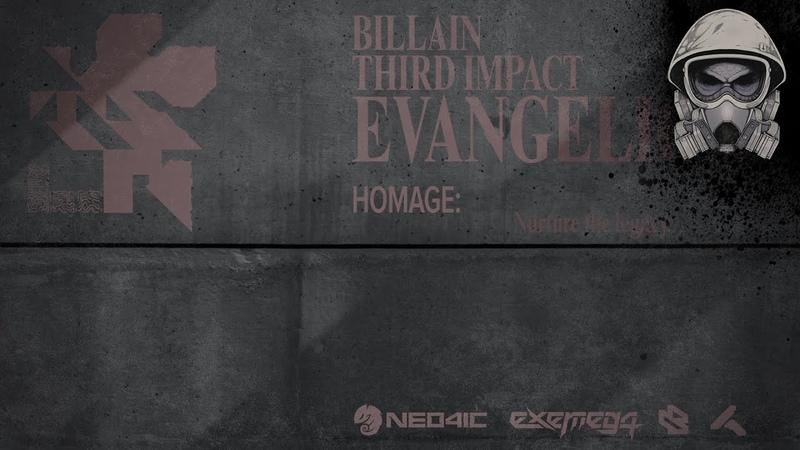 Billain Third Impact Evangelion Homage Free Download