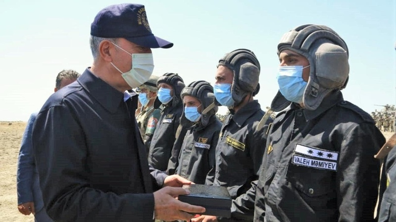 Azerbaycanlı subay, sözü tuttu Topraklarını kurtardı, şehit oldu