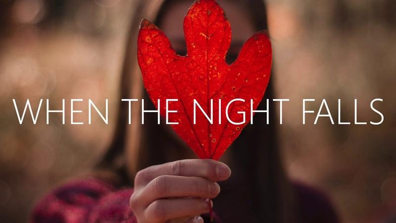 Jason Ross When The Night Falls ft Fiora Lyrics AWAKEND Remix