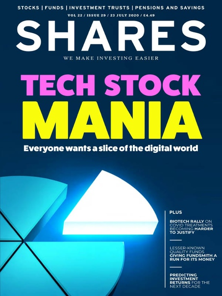 Shares Magazine - 23 July 2020