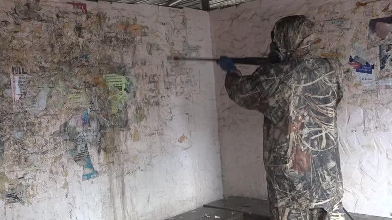 В Дюртюлях помыли и продезинфицировали 35 остановок