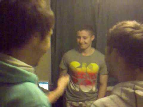 Lewis Gets Gang Tickled