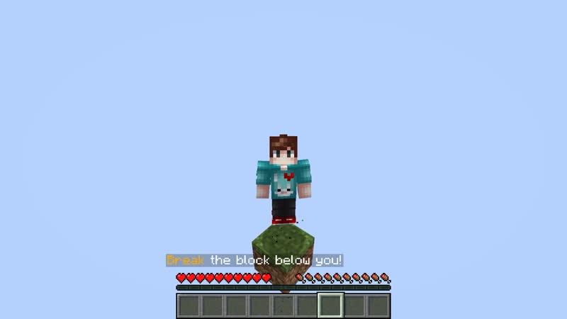 ОДИН БЛОК СКАЙБЛОК В МАЙНКРАФТ Прохождение карты OneBlock SkyBlock Minecraft В