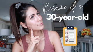 the resume of a 30 year old | 15+ jobs?!