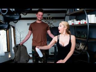 [LIL PRN] Nuru Massage - Sarah Vandella - A Proud Patriotic Parent  1080p Порно, Big Tits, Blonde, MILF, Military