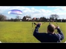 Power Kite FAIL | Dragged by the Wind