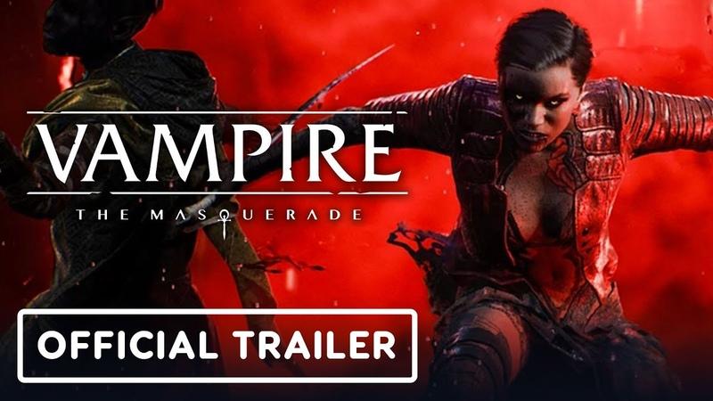 Vampire The Masquerade Battle Royale Official Teaser Trailer