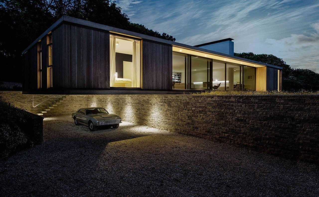 The Quest by Strom Architects in Swanage, United Kingdom