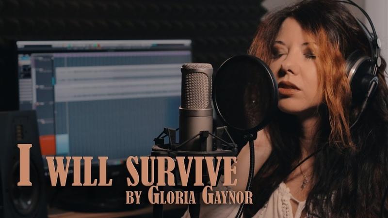 Gloria Gaynor I Will Survive Cover by Alla Bulgakova
