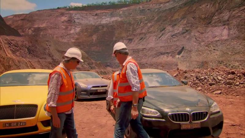 Топ Гир сезон 22 серия 2 Путешествие по Австралии
