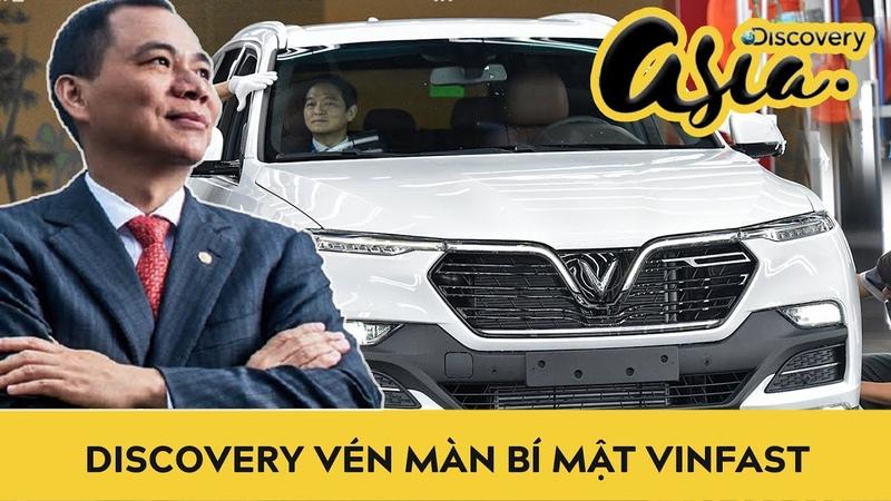 Discovery tung phóng sự về VinFast Hàng loạt BÍ MẬT lần đầu vén màn Autodaily
