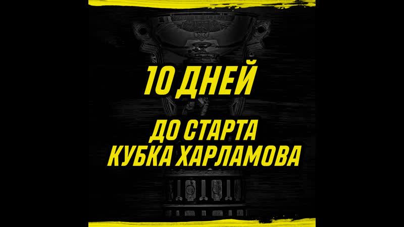 10 дней до плей-офф!