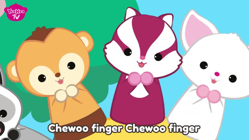 YooHoo ¦ Finger Family ¦ Videos For Kids ¦ Sing Along With Me ¦ Cartoons For kids