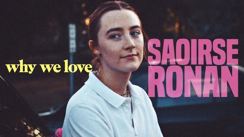There's No Stopping Saoirse Ronan