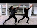 Gyptian - Non Stop (Whine) ragga-dancehall choréo by K'ren Princiah