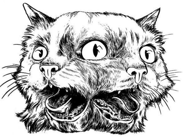 10 историй о детстве. Полторы кошки, изображение №6