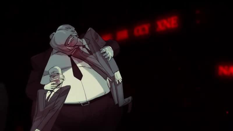 В тени IN SHADOW Запрещённый к показу Современная Одиссея Мультфильм срывающий маски