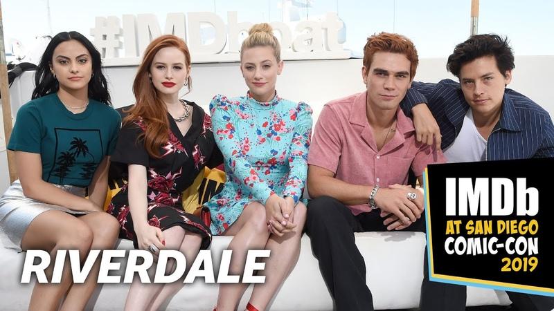 What happened to Jughead Cole Sprouse Lili Reinhart KJ Apa Cast Talk Riverdale Season 4