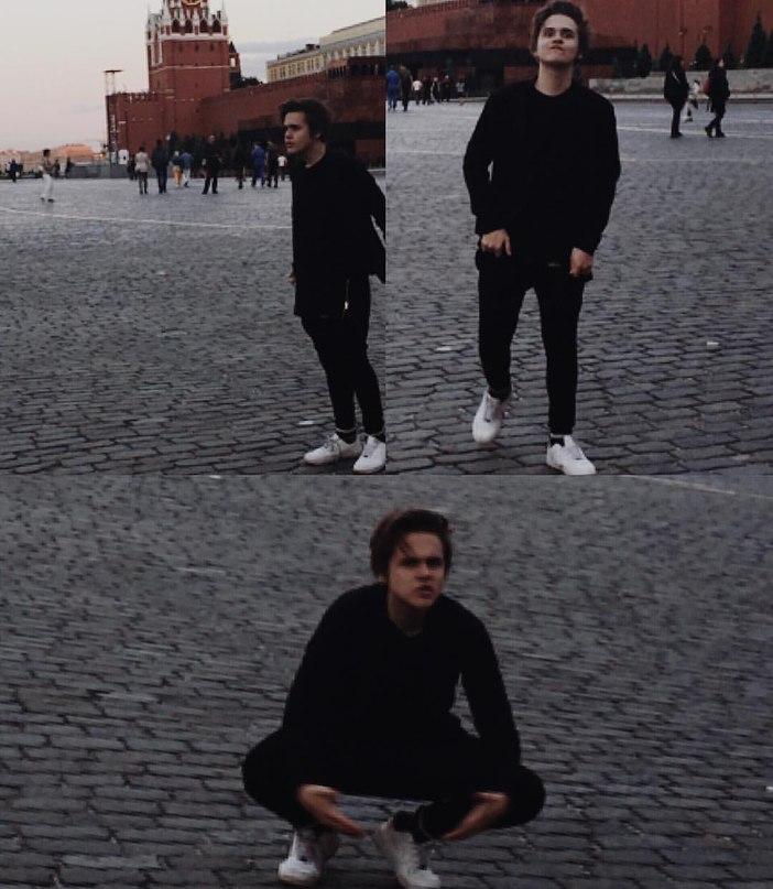 Тео Блэйд | Москва