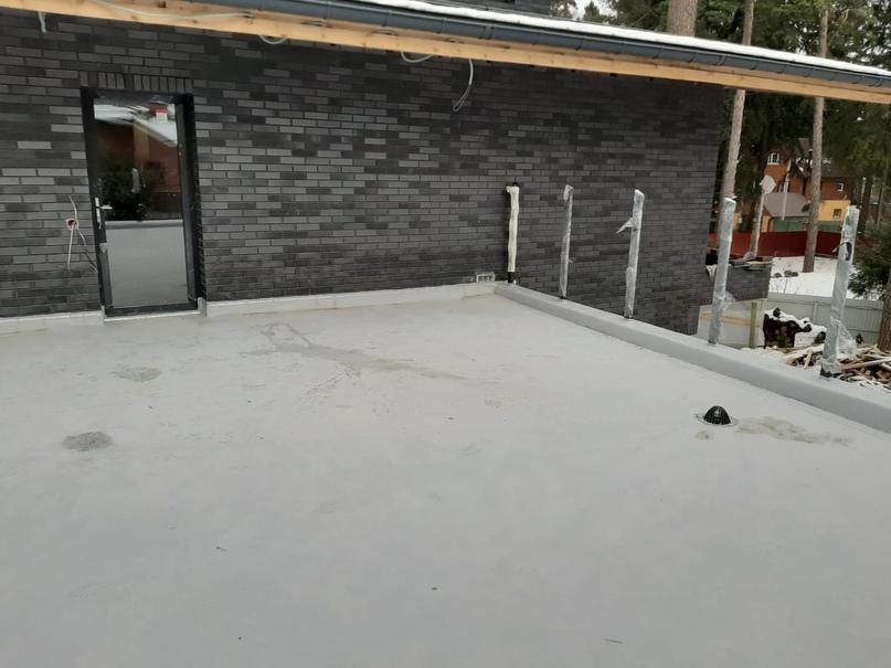 Как за три дня построить плоскую крышу и сколько это стоит, изображение №7