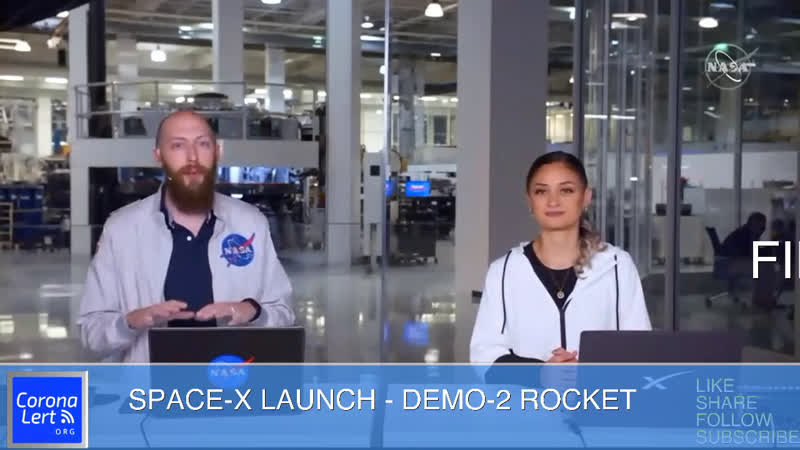 LIVE first launch of NASA astronauts on a commercial spacecraft and the first launch of American astronauts into orbit on a U S