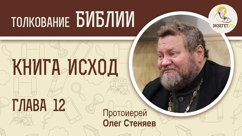 Книга Исход Глава 12 Протоиерей Олег Стеняев Библия