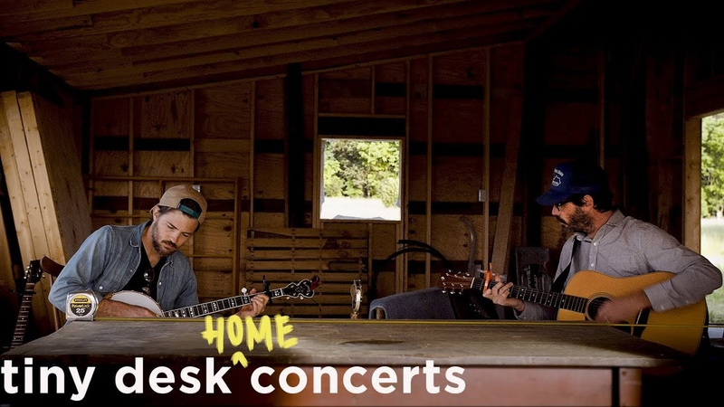 Clem Snide with Scott Avett Tiny Desk Home Concert