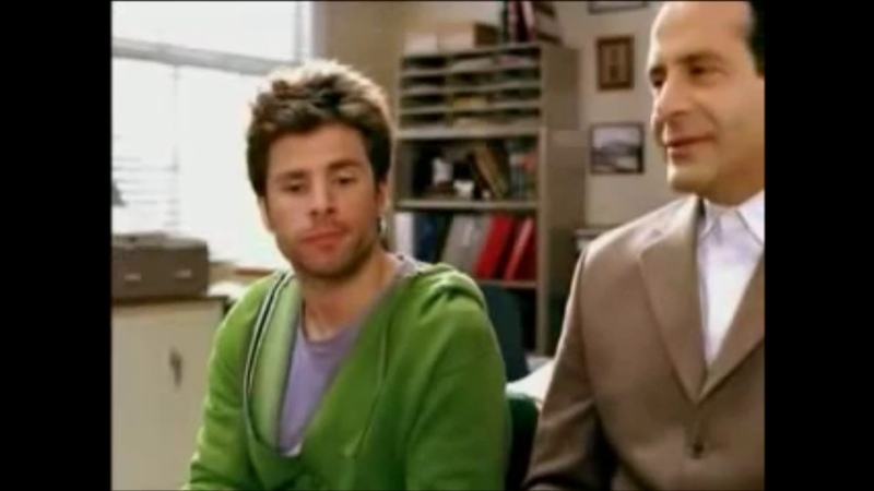 Psych and Monk Crossover Compilation