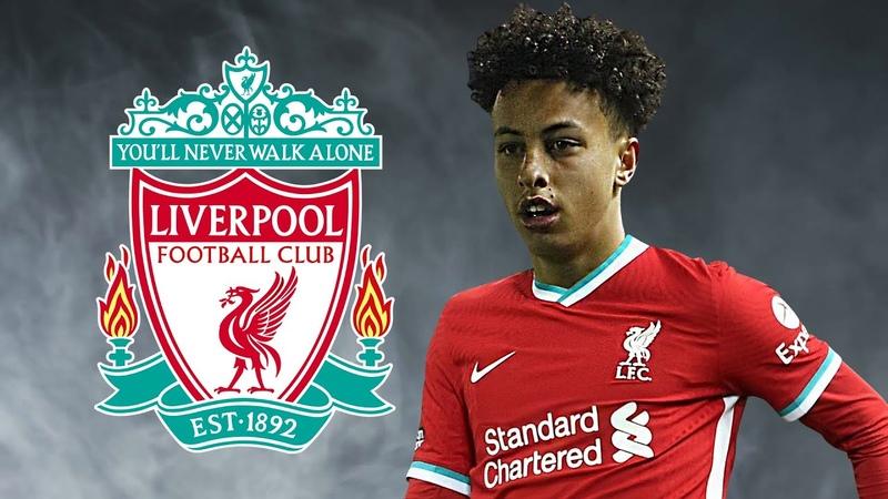 KAIDE GORDON - Welcome to Liverpool - 2021 - Insane Skills Goals (HD)