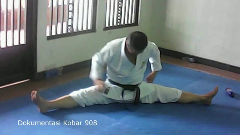 06 Melihat dari dekat latihan Masao Kagawa Sensei