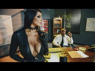 Romi Rain - Deadly Rain: Episode Two (Big Tit, Big Ass, Blowjob, Black Hair, Boss, Latex, Hardcore)