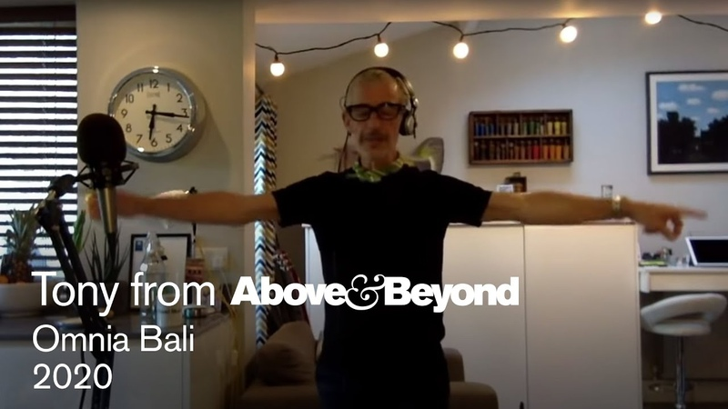 AB @ Omnia Bali 2020 Recreated by Tony McGuinness - livestream trance classics DJ set