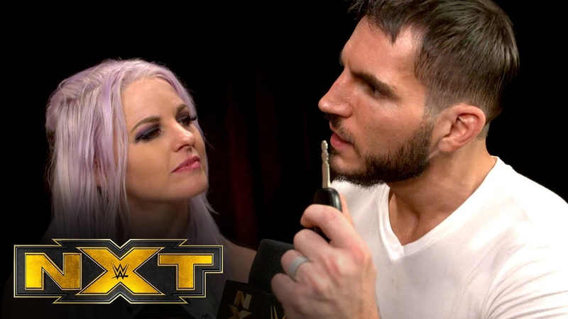 """Johnny Gargano has the key"""" to victory WWE Network Exclusive June 3 2020"""