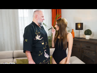 [LIL PRN] Grandpas Fuck Teens - Sarah Cute - Dirty Old Landlord   1080p Порно, Brunette, Fetish, Teen, Cute, Landlord