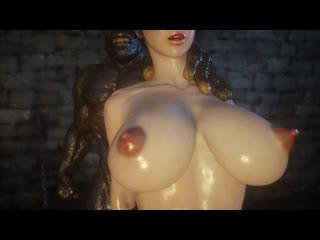 Secret of Beauty 4 Kunoichi Edition XXX ( futa 3D фута Секс Самое красивое Порно Орал Минет Анал