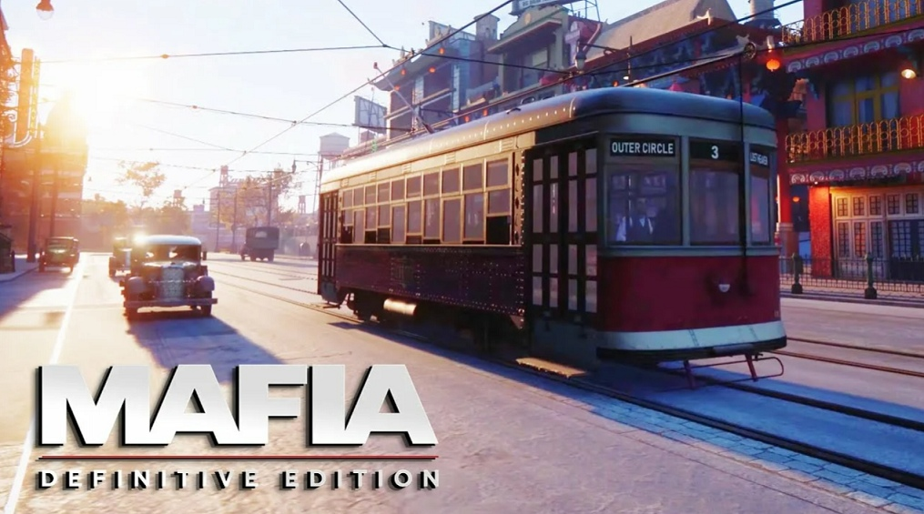 Новый трейлер Mafia Definitive Edition Remake
