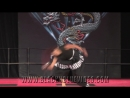 XMA (Katana) Caitlin Dechelle XMA Sword Kata 2014 Diamond Nationals Karate Tournament